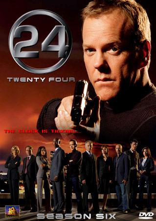 24 TV Show - Season 6 Episodes List - Next Episode