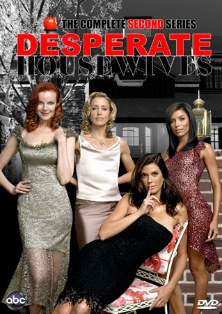 Desperate Housewives Season 2 สมาคมแม่บ้านหัวใจเปลี่ยว ปี 2