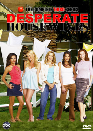 Desperate Housewives Season 3 สมาคมแม่บ้านหัวใจเปลี่ยว ปี 3