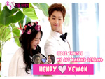 We Got Married Henry & Ye Won